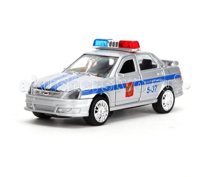 Машины Технопарк Машина Lada Priora Дежурная часть