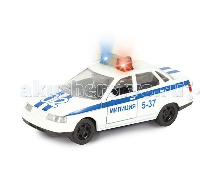 Машины Технопарк Машина Lada 110 Полиция
