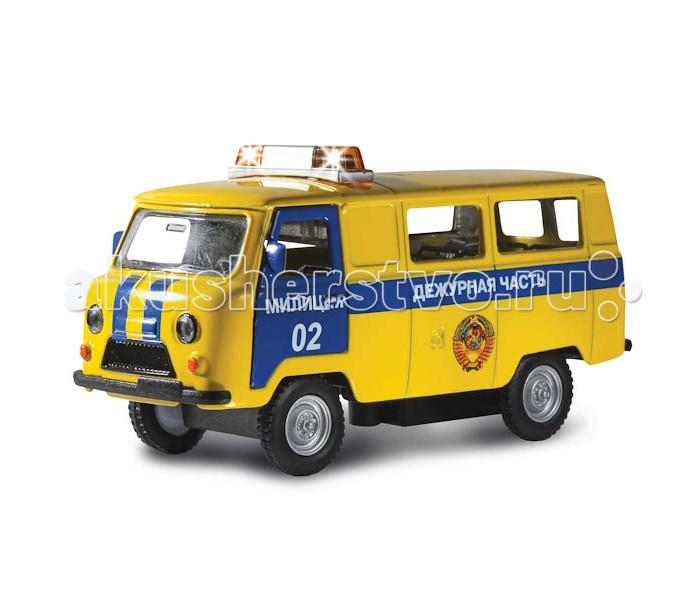 Машины Технопарк Машина УАЗ 39625 Милиция/Полиция камилла де ла бедуайер луис комфорт тиффани лучшие произведения