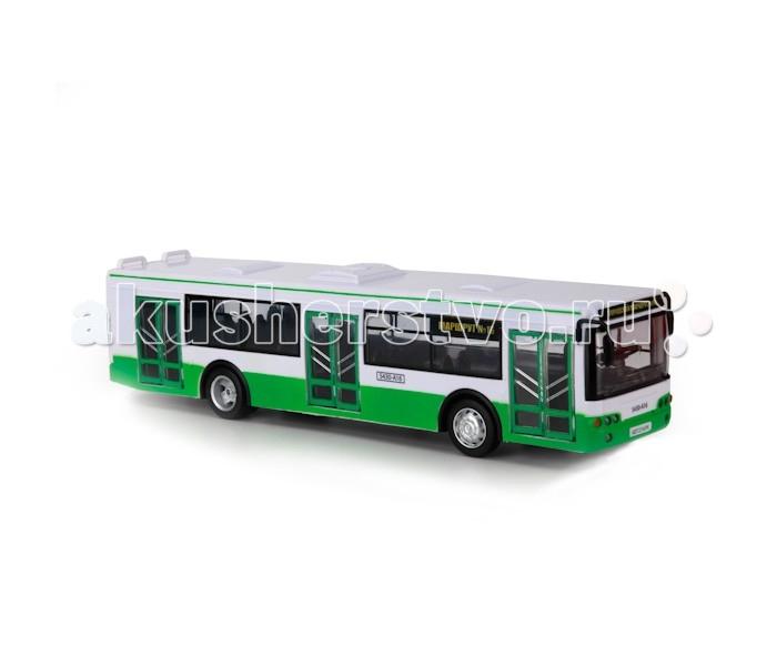 Машины Технопарк Автобус со светом и звуком помогите и установить тахограф на автобус