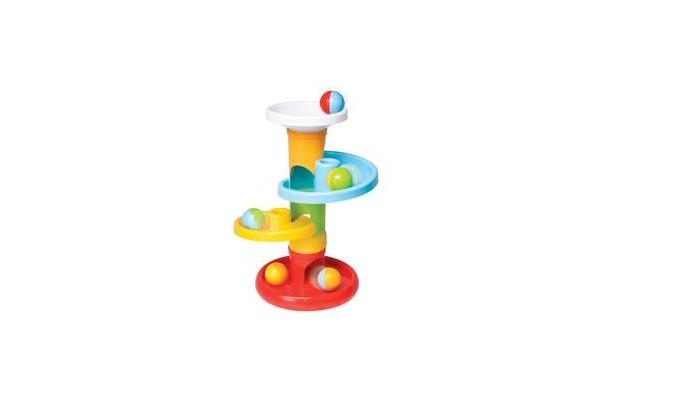 Развивающие игрушки Parkfield Башня с цветными мячиками