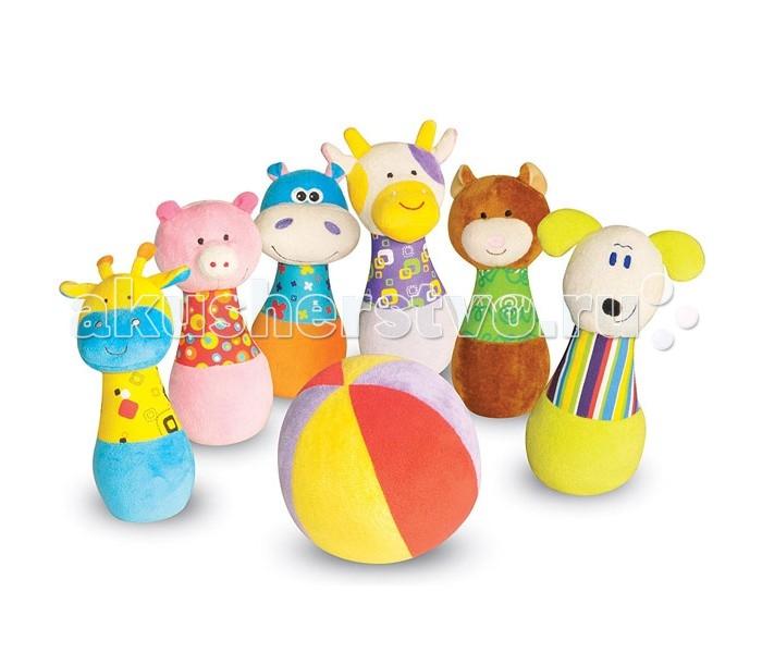 Мягкие игрушки Parkfield Игровой набор мягкий боулинг дисней disney боулинг боулинг мультфильм ребенка образовательные раннего детства детские игрушки спортивный костюм ad66035 q