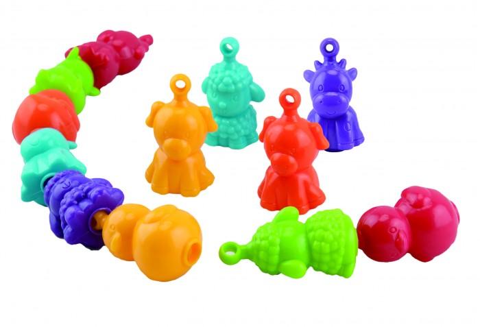 Картинка для Развивающие игрушки Little Нero Веселая цепочка Друзья с фермы
