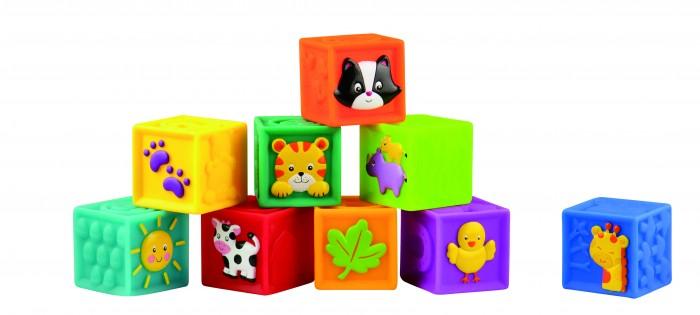 Развивающие игрушки Little Нero Мягкие кубики bra barely there