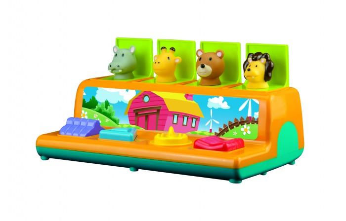 Развивающие игрушки Little Нero Развивающий центр Эти забавные животные, Развивающие игрушки - артикул:417179