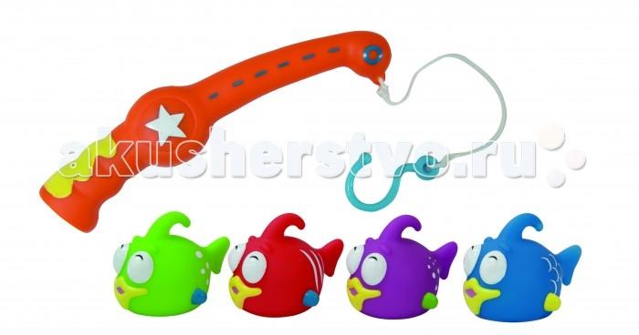 Развивающие игрушки Little Нero Рыбалка аквариум на одну рыбку