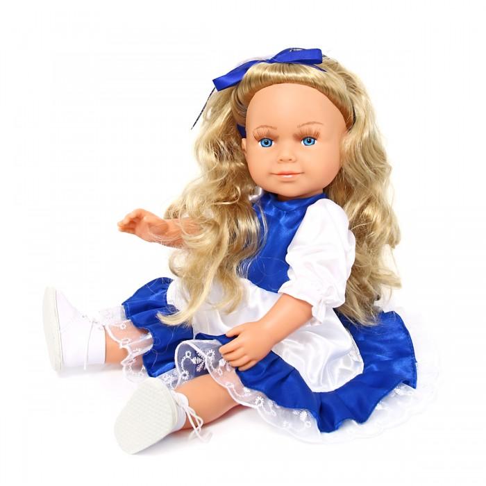 Куклы и одежда для кукол Lisa Jane Кукла Полина 37 см озвученная lisa corti короткое платье