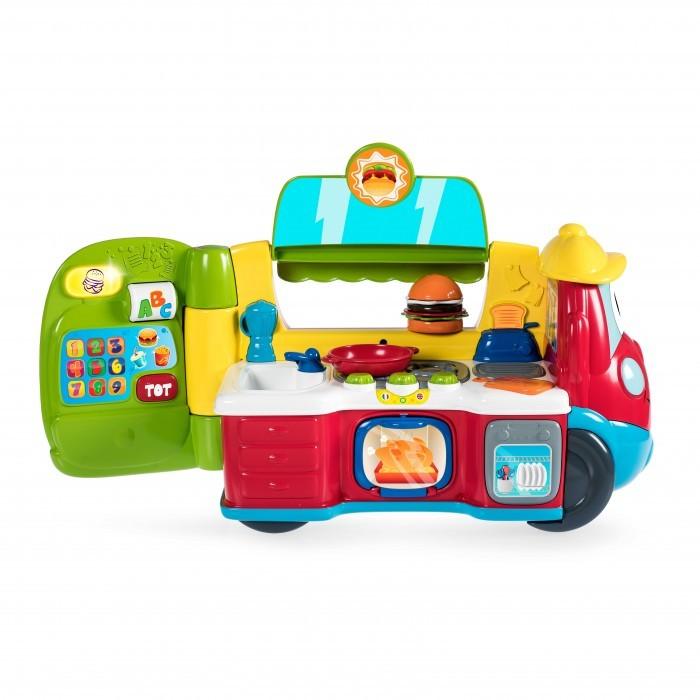 Chicco Говорящая игрушка Фургон-кухня