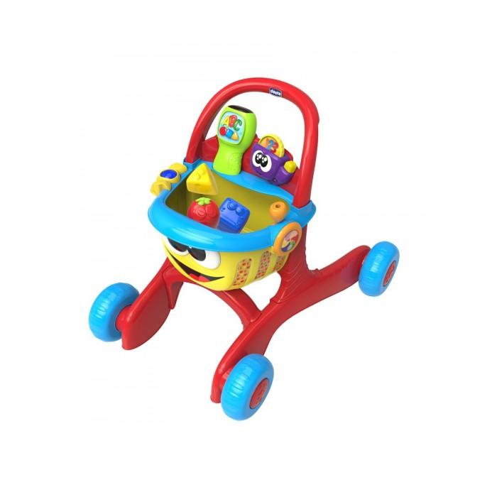 Детская мебель , Ходунки Chicco Тележка для покупок арт: 417699 -  Ходунки