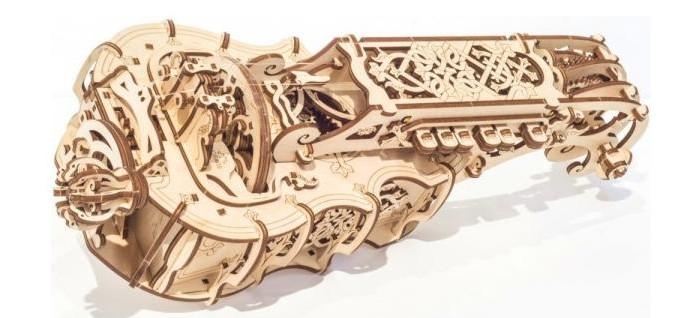 Конструктор Ugears 3D-Пазл Харди-Гарди