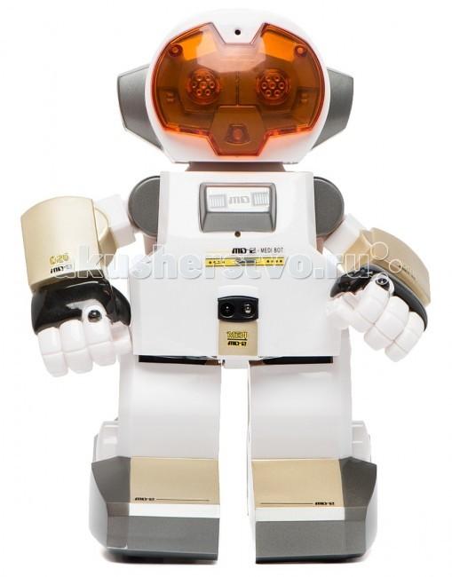 Интерактивная игрушка Silverlit Робот Echo (Эхо) с функцией записи голосаРобот Echo (Эхо) с функцией записи голосаРобот Echo (Эхо) с функцией записи голоса, сенсоры движения, свет,звук. Интеллектуальный робот ECHO - продукт компании Silverlit, занесенной в Книгу рекордов Гиннеса за создание уникальных технологичных игрушек. Silverlit не перестает удивлять, и робот-гений с широкой игровой возможностью и разнообразием движений - отличное доказательство этому.  Все мальчики любят играть в роботов: сейчас пришло время завести собственного робота-друга и помочь ему стать помощником и умницей.   Ребятам особенно понравится развлечение записывать свой голос, ведь симпатяга-робот умеет воспроизводить сообщения.   Функциональность игрушки:  Радиоуправляемые игрушки прекрасно развивают логику и реакцию, воображение, умение рассчитывать свои действия и получать результат, анализировать причины неудач, а также обучает навыкам обращения с предметами в движении. Если ребенок играет с другом, игрушка будет способствовать развитию речи, умению активно общаться.   Особые возможности: - интеллектуальный робот с функцией записи и воспроизведения голоса; - движения сопровождаются световыми и звуковыми эффектами; - инфракрасный датчик позволяет роботу обходить препятствия; - поворачивается на хлопки; - возможность общения с другими роботами.  В игровой набор входят:  - робот ECHO - подробная инструкция  Элементы питания:  4 батарейки типа AAA (нет в наборе).  Качество исполнения:  Игрушка Интеллектуальный робот ECHO выполнена из высококачественной, устойчивой к падениям и ударам, пластмассы.  Роботы на р/у экологически безопасны для ребенка, использованные красители не токсичны и гиппоаллергенны.  Изделие выглядит очень стильно и эффектно благодаря тщательной проработке дизайна.  размер в упаковке: 22х28х14 см,  размер игрушки: 21х16х9 см,  вес: 780 гр.<br>