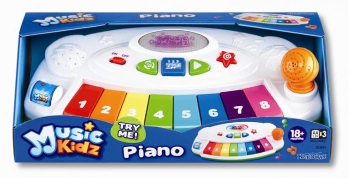 Музыкальные игрушки Keenway Music Kidz Аналог 31931 Пианино банкетку для пианино в новокузнецке