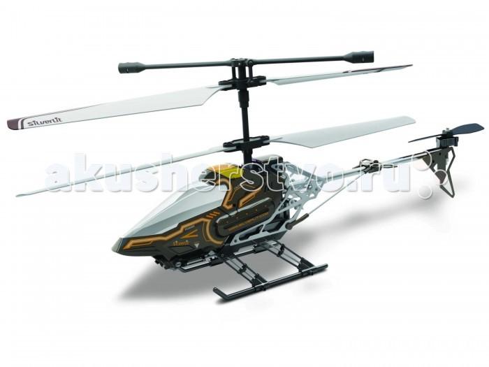 Silverlit Вертолет Скай Ай с камерой 3х канальный. Он-лайн трансляция изображения