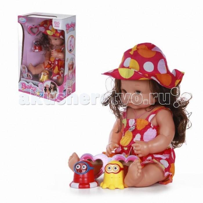 Куклы и одежда для кукол Yako Игрушка детская Кукла с аксессуарами 40 см игрушки интерактивные yako игрушка детская развивающий центр торт