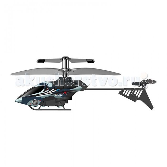 Вертолеты и самолеты Silverlit 2-х канальный Мой первый вертолет 2 канальный вертолет silverlit heli armor с защитными кольцами