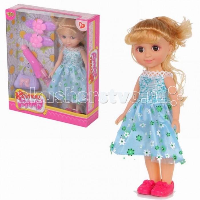 Куклы и одежда для кукол Yako Кукла Jammy 25 см M6331 куклы и одежда для кукол весна озвученная кукла саша 1 42 см