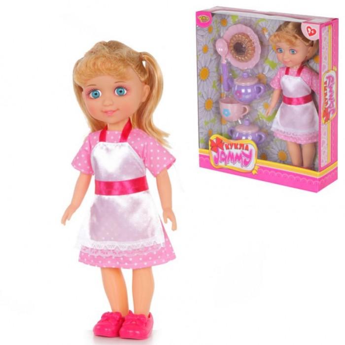 Куклы и одежда для кукол Yako Кукла Jammy 25 см M6330 игра yako кухня y18614127