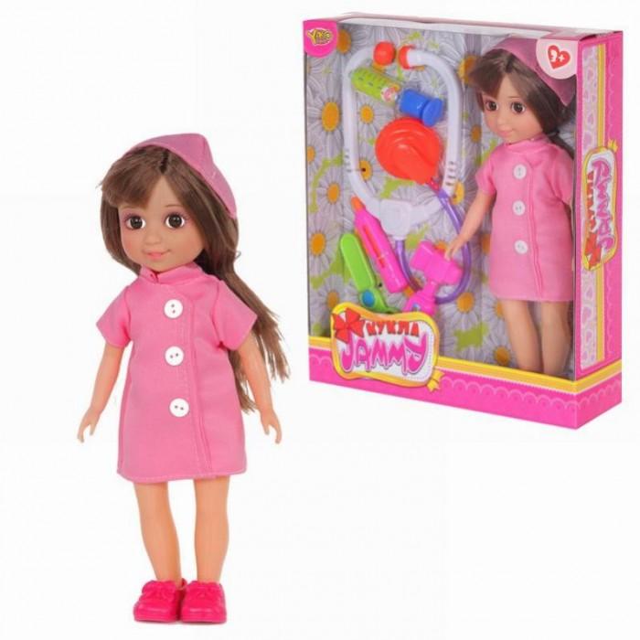 Куклы и одежда для кукол Yako Кукла Jammy 25 см M6333 игра yako кухня y18614127