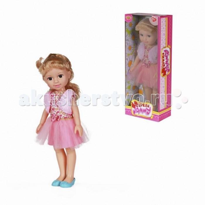 Куклы и одежда для кукол Yako Кукла Jammy 32 см M6306 куклы и одежда для кукол весна озвученная кукла саша 1 42 см