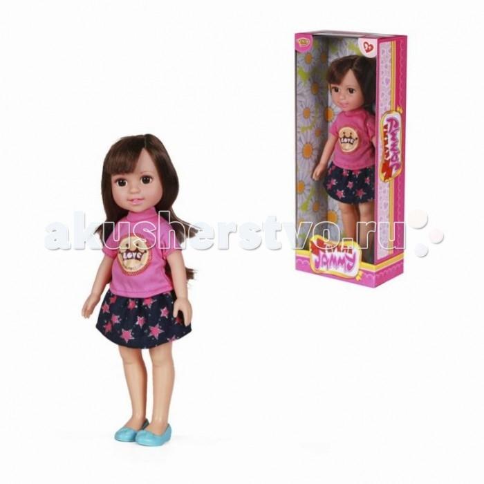 Куклы и одежда для кукол Yako Кукла Jammy 32 см M6307 игра yako кухня y18614127