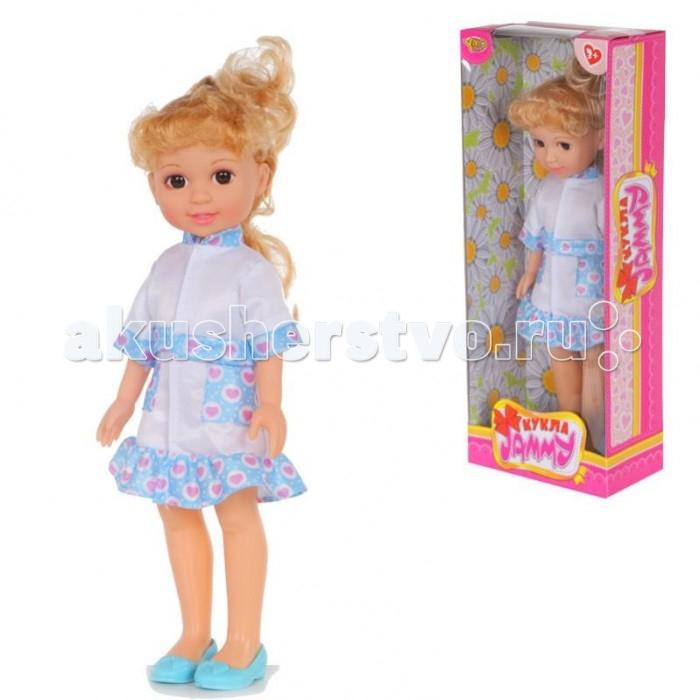 Куклы и одежда для кукол Yako Кукла Jammy 32 см Доктор M6309 куклы и одежда для кукол весна озвученная кукла саша 1 42 см