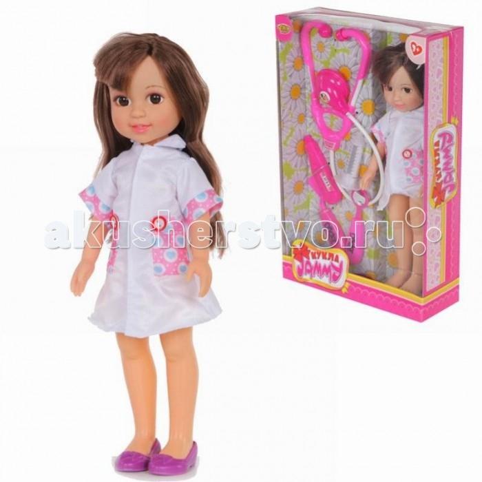 Куклы и одежда для кукол Yako Кукла Jammy 32 см Доктор M6314 кукла yako m6579 6