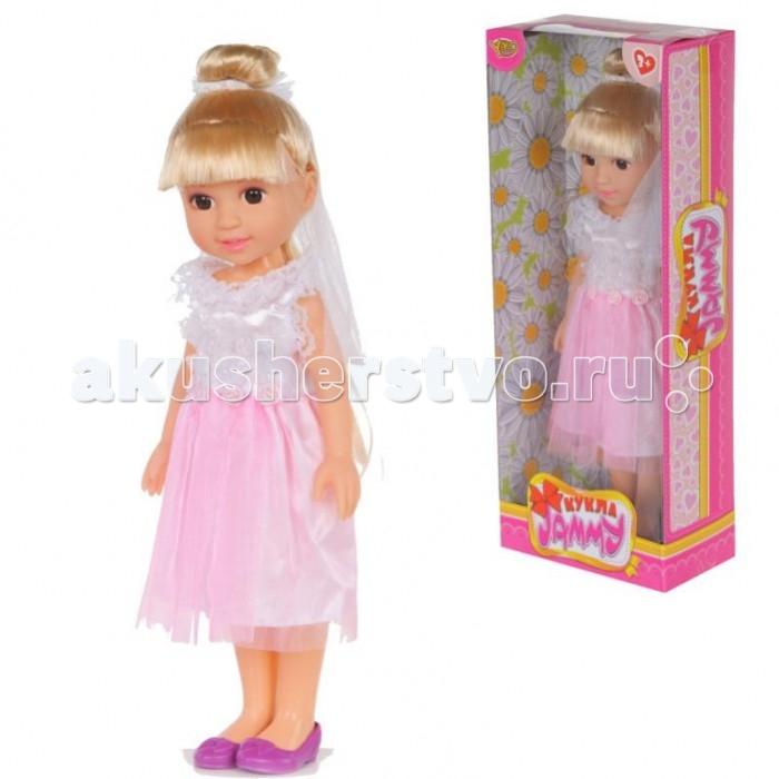 Куклы и одежда для кукол Yako Кукла Jammy 32 см Невеста M6308 куклы bonna кукла jammy 25 см доктор