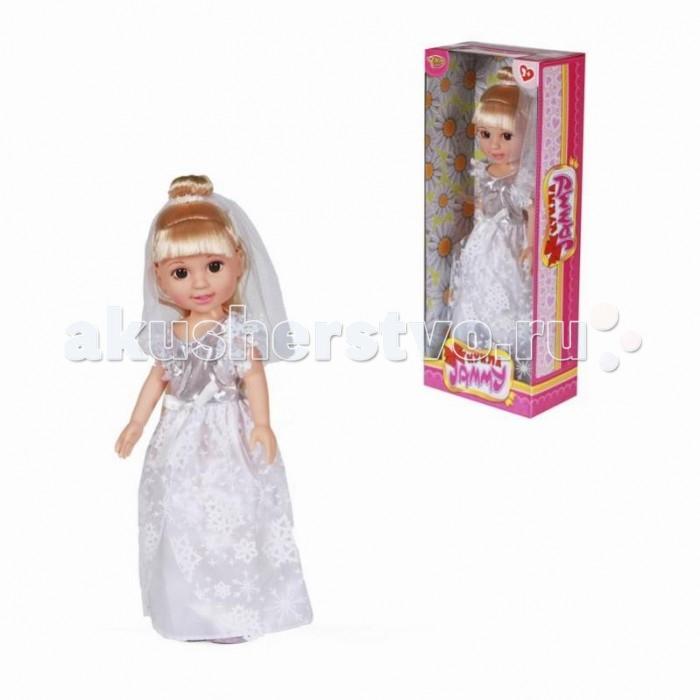 Куклы и одежда для кукол Yako Кукла Jammy 32 см Невеста M6310 кукла yako m6579 6