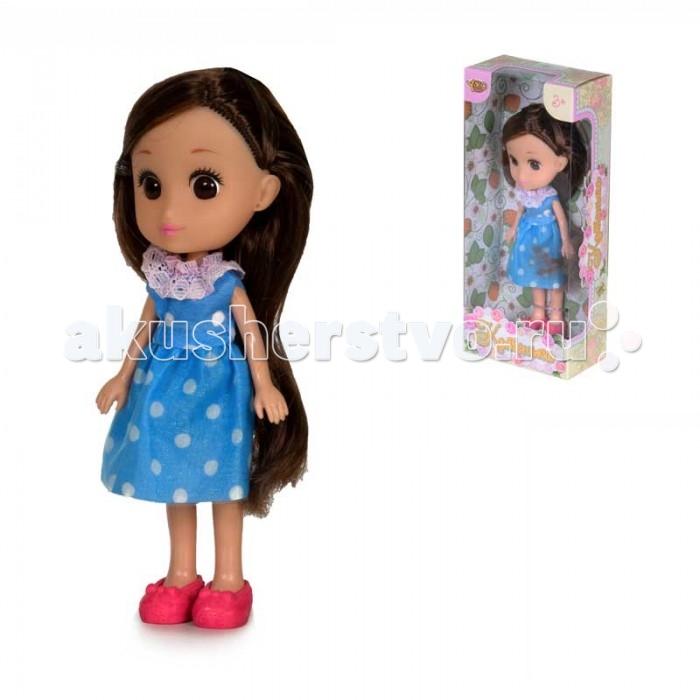 Куклы и одежда для кукол Yako Кукла Катенька 16,5 см M6616 куклы и одежда для кукол yako кукла весенняя джемми