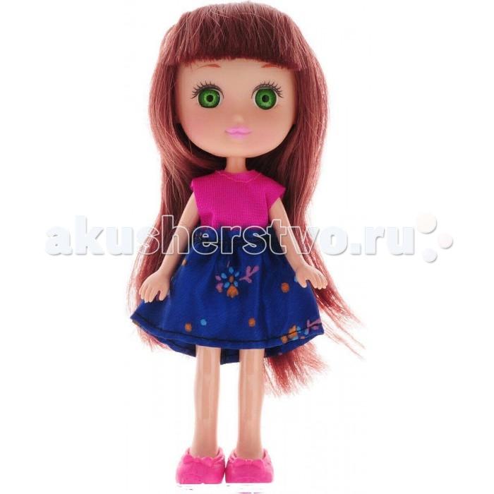 Куклы и одежда для кукол Yako Кукла Катенька 16,5 см M6619 куклы и одежда для кукол yako кукла софи m6579 3