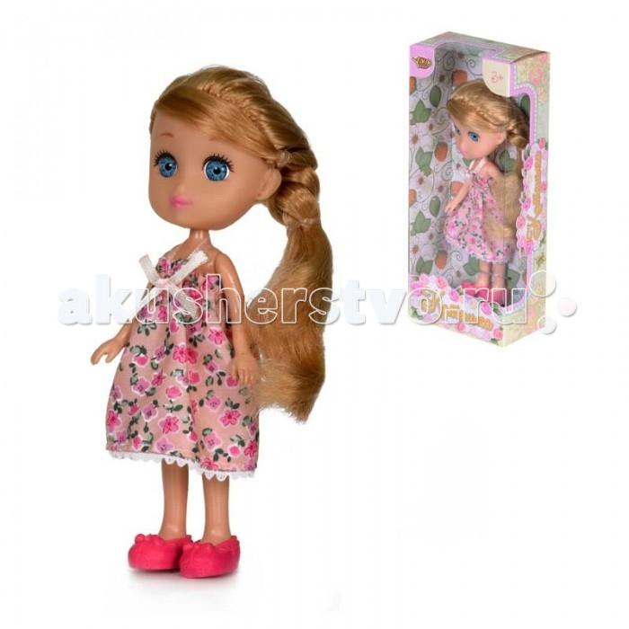 Куклы и одежда для кукол Yako Кукла Катенька 16,5 см M6620 куклы и одежда для кукол yako кукла софи m6579 4