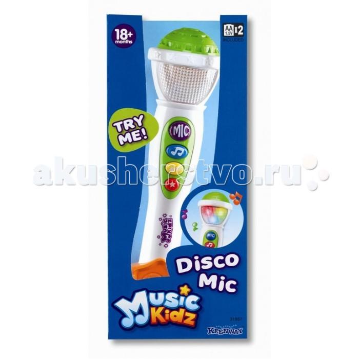 Музыкальные игрушки Keenway Music Kidz Аналог 31919 Микрофон keenway аналог 21657 холодильник