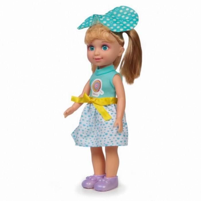 Куклы и одежда для кукол Yako Кукла с бантиком M6292 куклы и одежда для кукол gulliver кукла апельсинка в платье с сердечками