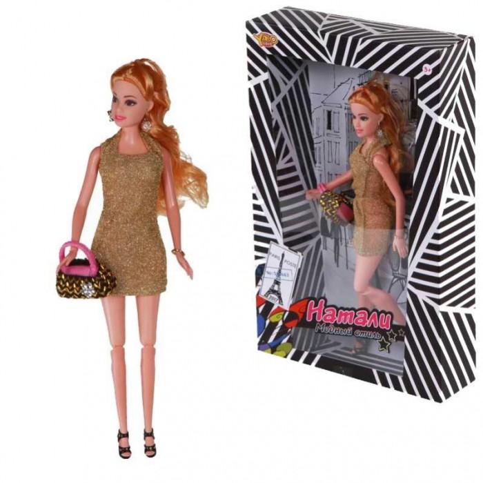 Куклы и одежда для кукол Yako Кукла Натали M6576-10