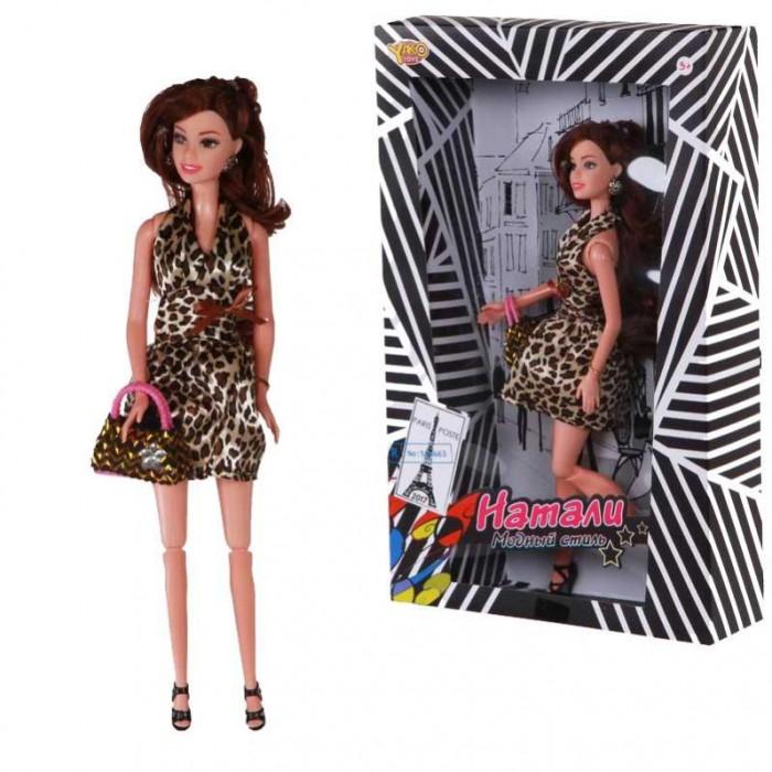 Куклы и одежда для кукол Yako Кукла Натали M6576-8 yako кукла натали m6576 12