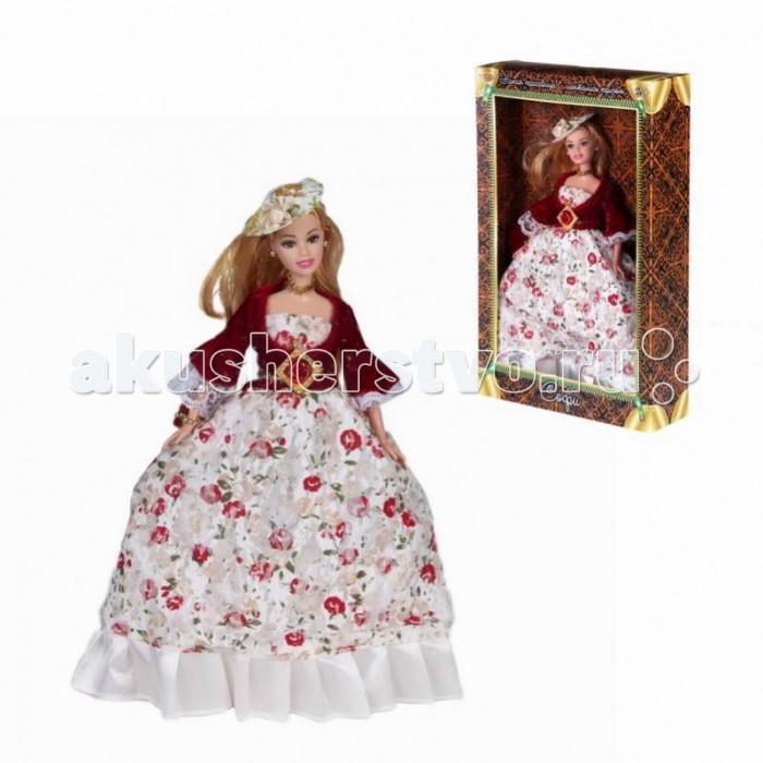 Куклы и одежда для кукол Yako Кукла Софи M6579-5 куклы и одежда для кукол yako кукла софи m6579 4