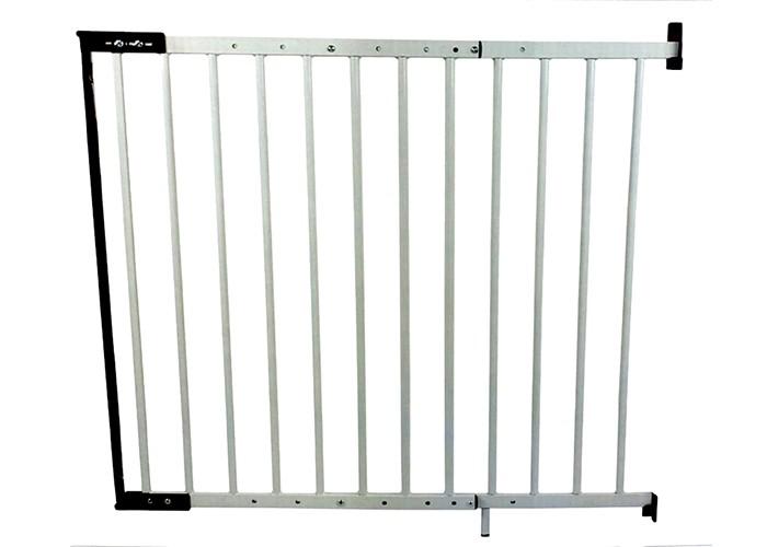 Безопасность ребенка , Барьеры и ворота Baby Safe Барьер-калитка для дверного проема 67-104 см арт: 419379 -  Барьеры и ворота