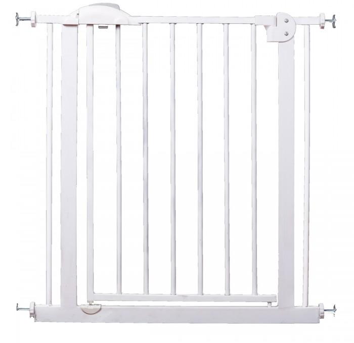 Безопасность ребенка , Барьеры и ворота Baby Safe Барьер-калитка для дверного проема 67-75 см арт: 419384 -  Барьеры и ворота