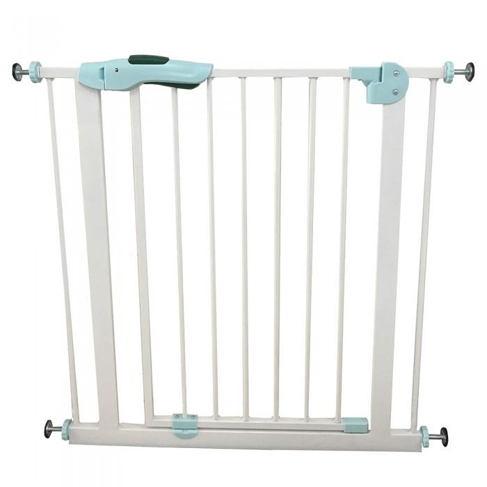 Барьеры и ворота Baby Safe Барьер-калитка для дверного проема 75-85 см, Барьеры и ворота - артикул:419404