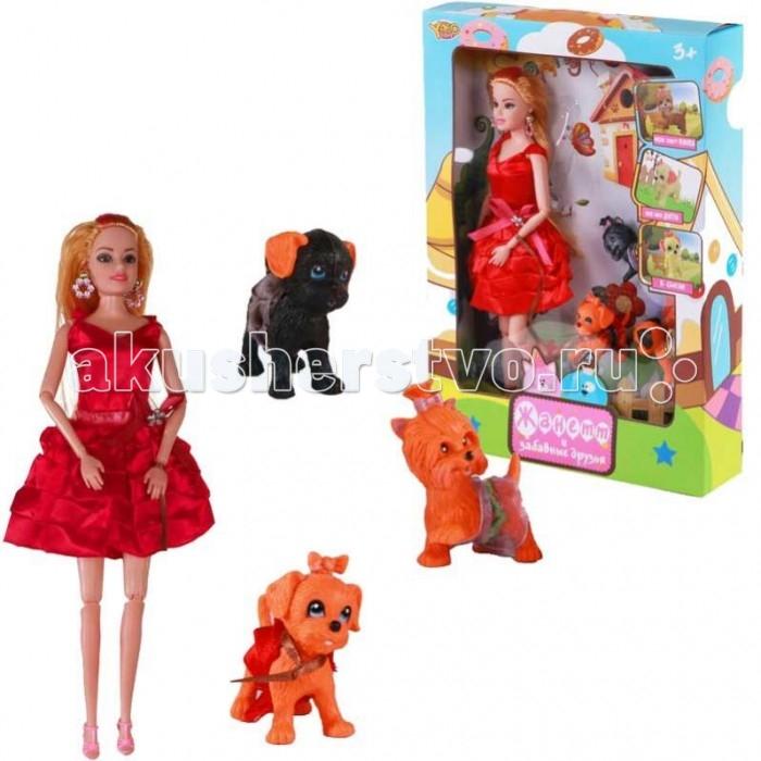 Куклы и одежда для кукол Yako Кукла Жанетт Кукла M6583-5