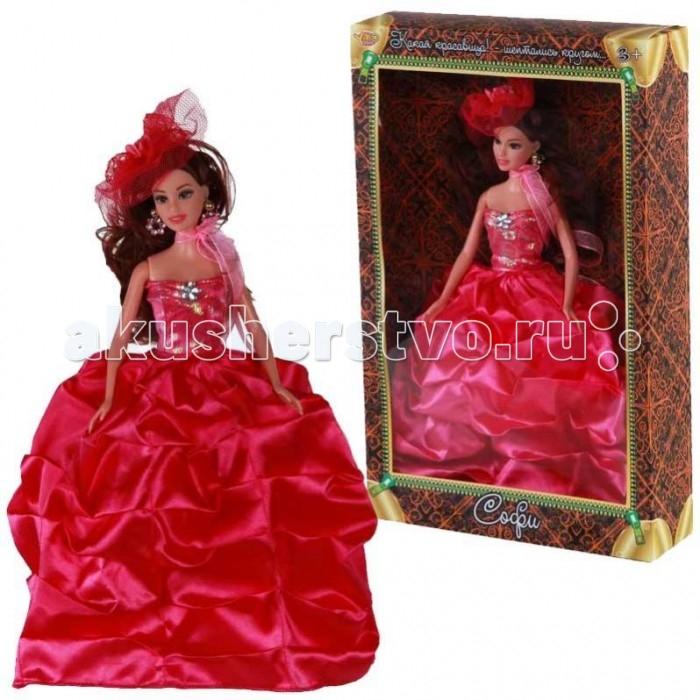 Куклы и одежда для кукол Yako Кукла Софи M6586-2 куклы и одежда для кукол yako кукла софи m6579 4
