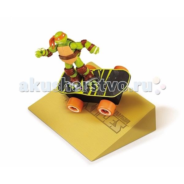 Игровые наборы Turtles Скейтборд Черепашки Ниндзя (без фигурки) игровые наборы turtles мотодельтаплан черепашки ниндзя без фигурки
