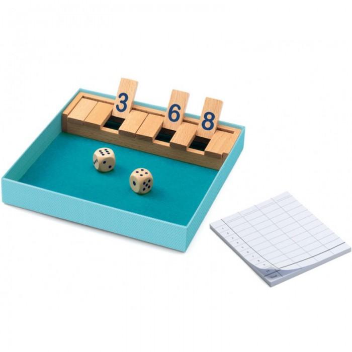 Игры для школьников Djeco Игра настольная Открой коробку, Игры для школьников - артикул:419689