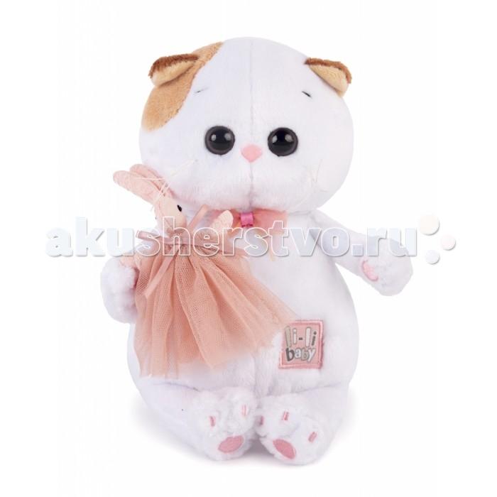 Мягкие игрушки Budi Basa Ли-Ли Baby с зайкой 20 см budi basa мягкая игрушка ли ли baby 20 см