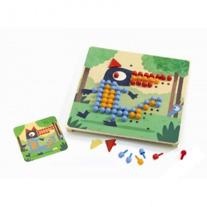 Мозаика Djeco Игра Мозаика Риголо, Мозаика - артикул:419804