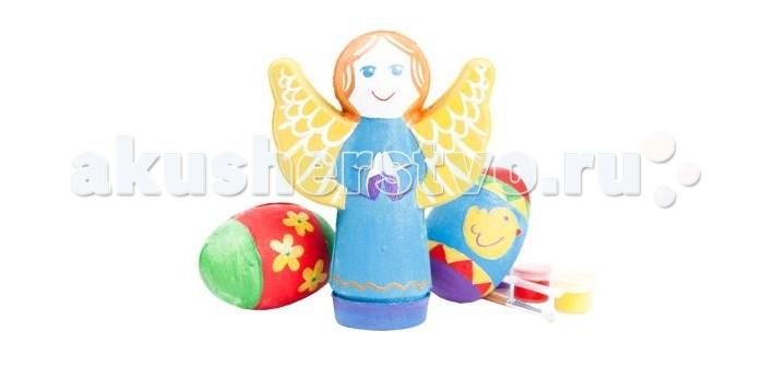 Раскраски Шар-папье Набор для творчества Ангел из Шар-Папье набор д детского творчества шар набор шар папье медвежонок
