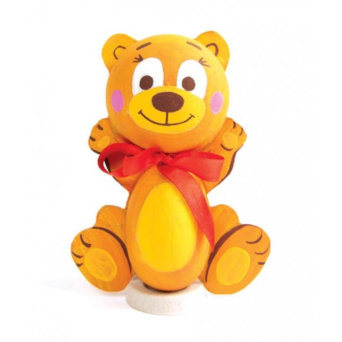 Раскраски Шар-папье Набор для творчества Медвежонок набор для детского творчества набор веселая кондитерская 1 кг
