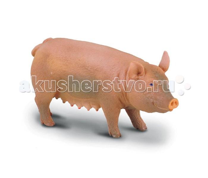 Игровые фигурки Gulliver Collecta Фигурка Свинья 9.5 см фигурка collecta ягненок 5 см