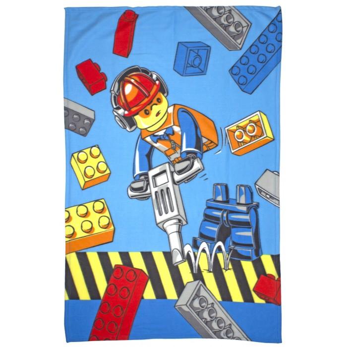 Плед Lego City Constructions