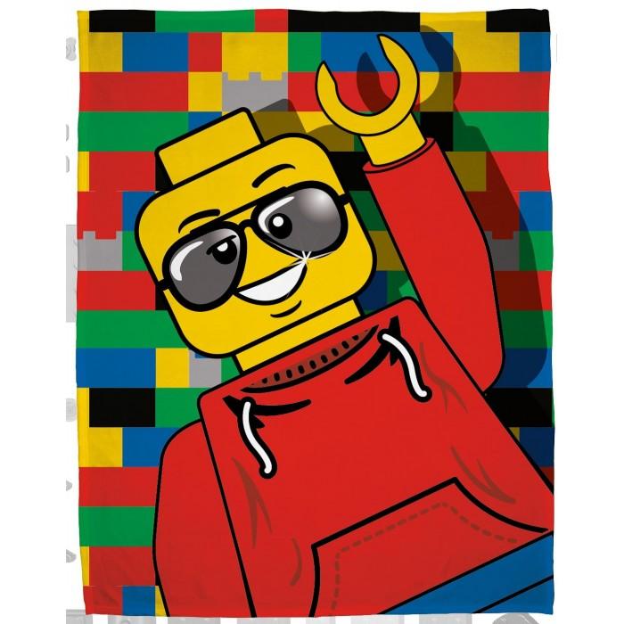 Пледы Lego Classic Awesome пледы sleepy плед с рукавами для двоих